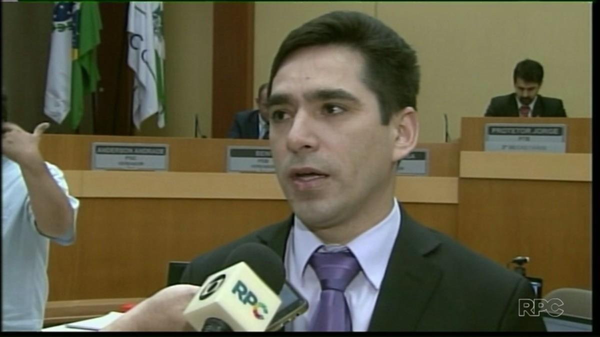 Vereador de Foz do Iguaçu registra boletim contra presidente da Câmara por supostas ameaças