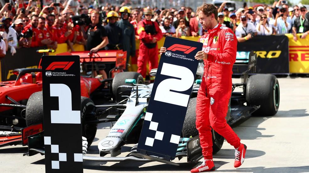 A punição para Vettel no GP do Canadá foi justa?