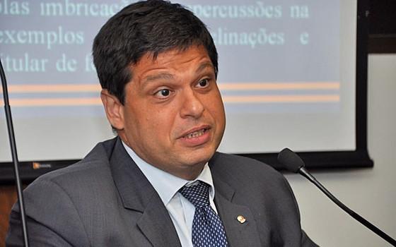 O procurador Marcelo Miller (Foto: Alex Lanza/MPMG)
