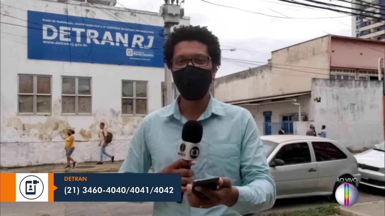 Campos, RJ, terá mutirão de atendimento do Detran neste sábado