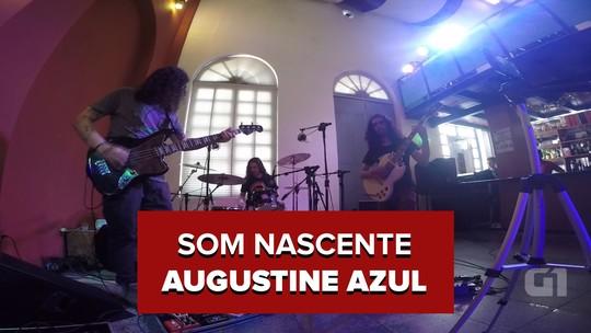 Augustine Azul faz rock instrumental 'em português' com inspiração pornô