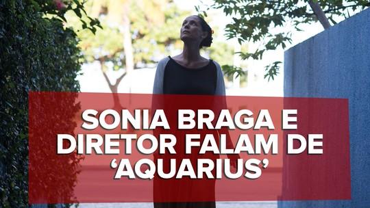 Cercado por polêmicas, 'Aquarius' ganhou estreia 'quente', diz diretor