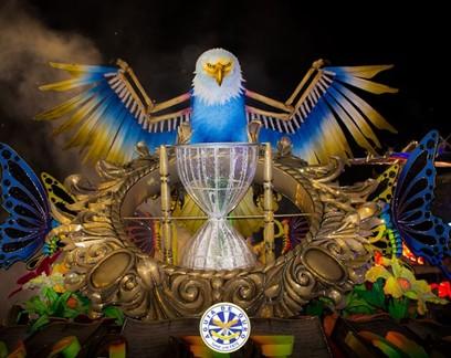 7 referências nerds no desfile da Águia de Ouro, campeã do Carnaval de SP