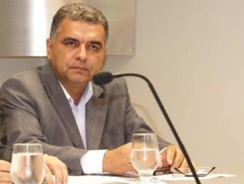Melk Aires é candidato ao senado pelo PSOL (Foto: Nielcem Fernandes/Conexão Tocantins)