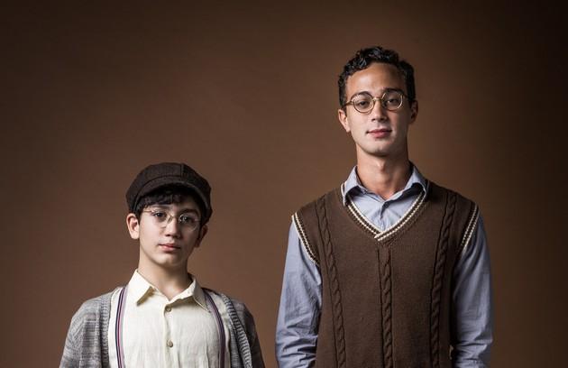 André Luiz Frambach interpretará Julinho (papel de Davi de Oliveira na primeira fase). Na trama, ele se torna estudante de engenharia (Foto: TV Globo)