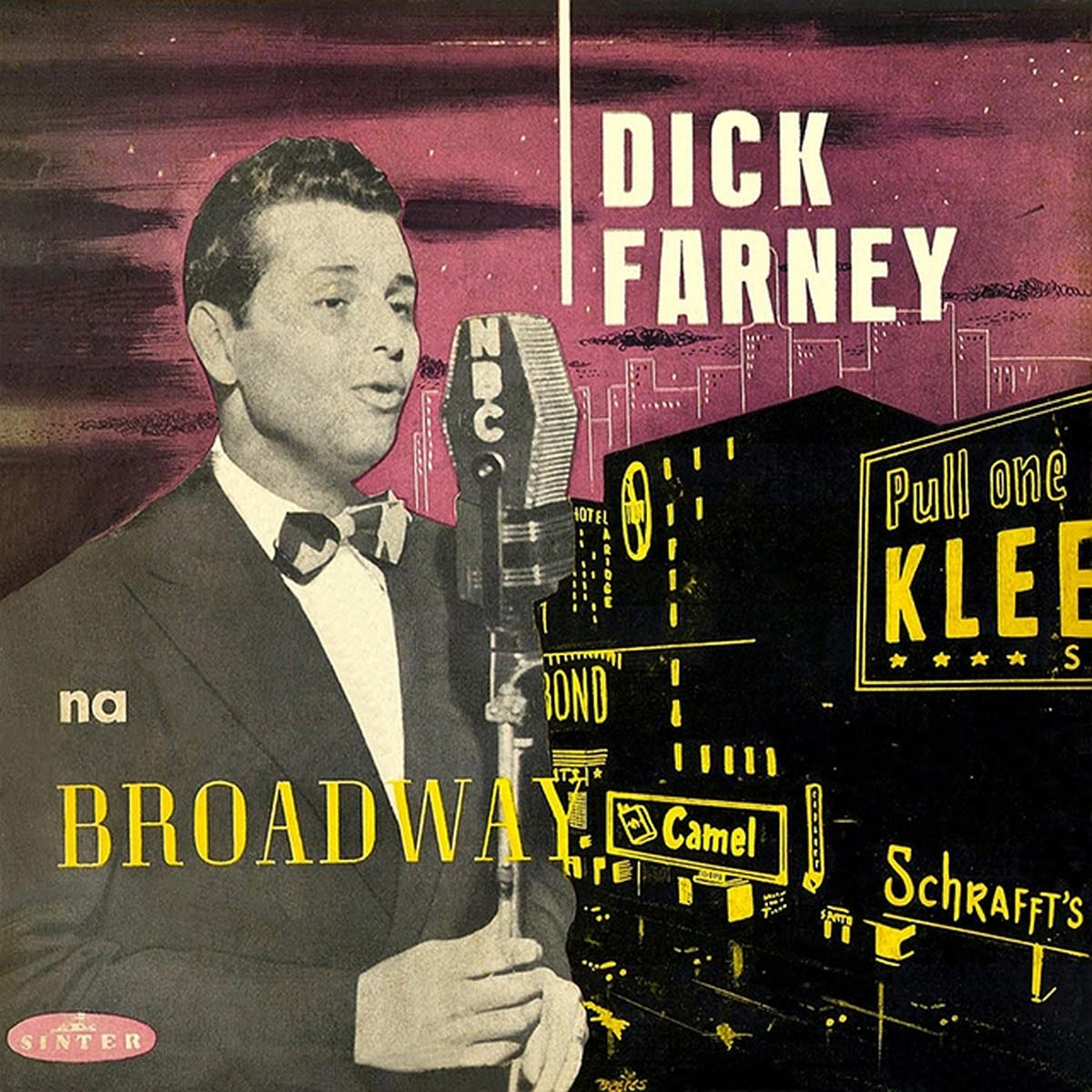 Discos para descobrir em casa – 'Dick Farney na Broadway', Dick Farney, 1954 | Blog do Mauro Ferreira