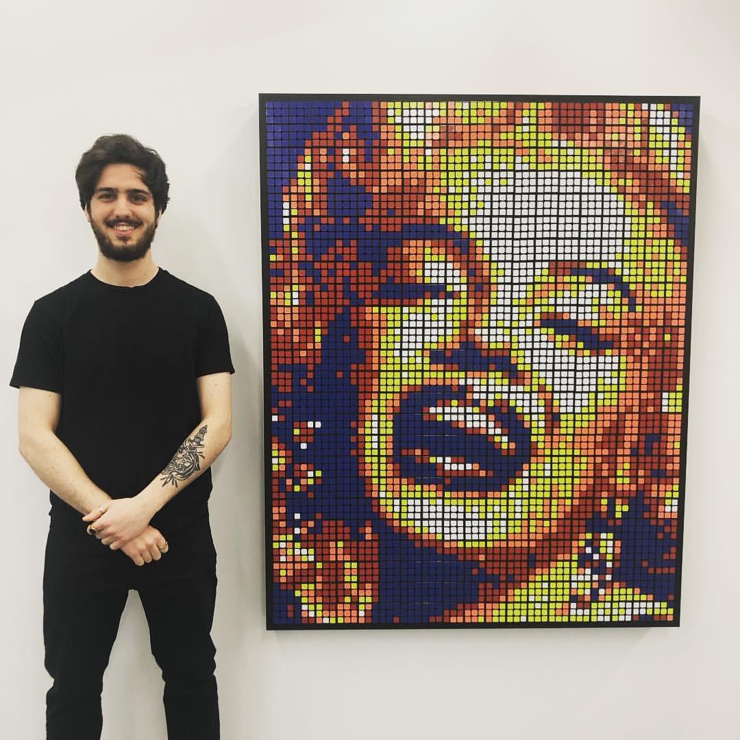 O italiano Giovanni Contardi (Foto: Reprodução/Instagram)