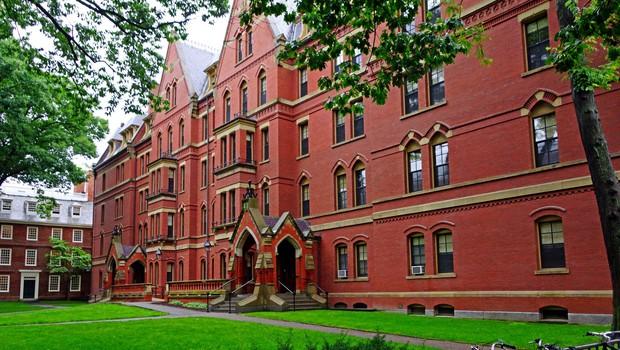 Universidade de Harvard ; Harvard University ; melhores universidades dos Estados Unidos (Foto: Wikimedia Commons/Wikipedia)