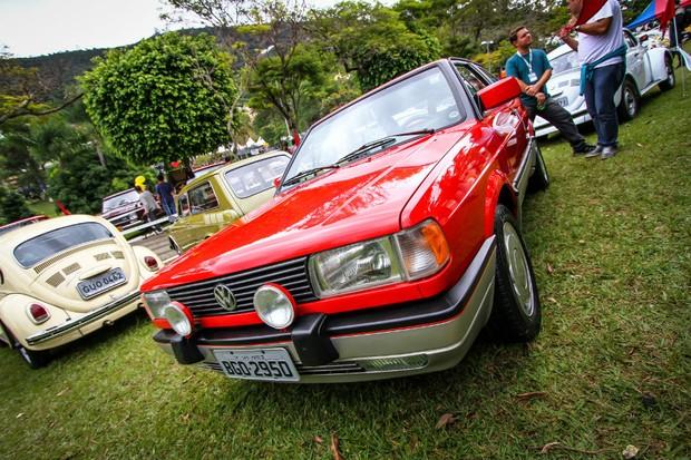Volkswagen Gol GTI (Foto: Rafael Munhoz)