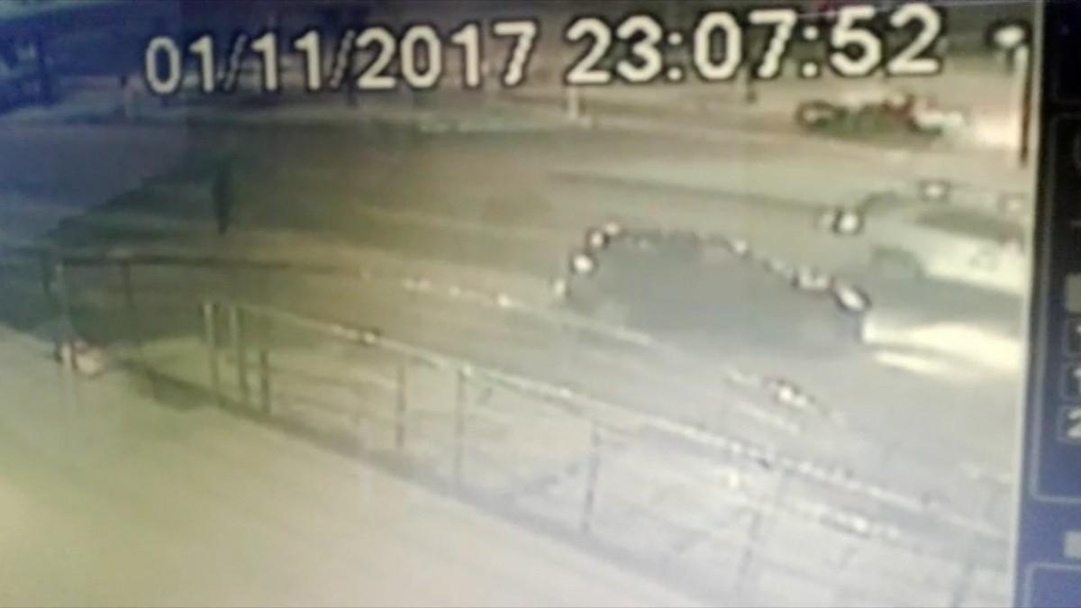 Vídeo mostra momento da colisão que envolveu estudante e matou advogada em Campo Grande