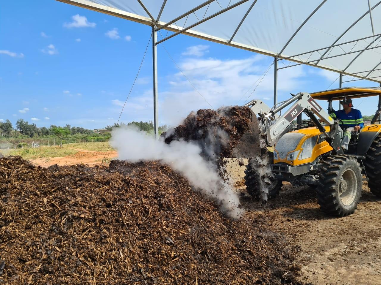 Projeto estuda transformar resíduo de tratamento de esgoto de Piracicaba em fertilizante