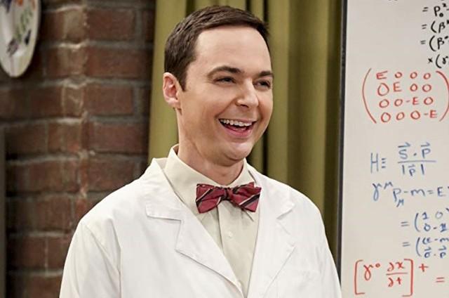 Jim Parsons como Sheldon em 'The Big Bang Theory' (Foto: Reprodução)
