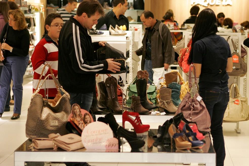 Brasileiro volta a gastar e ajuda na recuperação da economia (Foto: Arquivo)