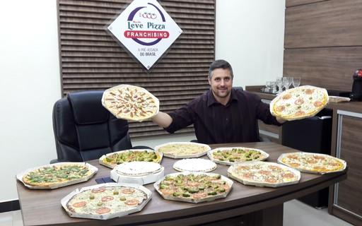 Empresário Fatura R 100 Milhões Por Ano Com Pizzas Pré
