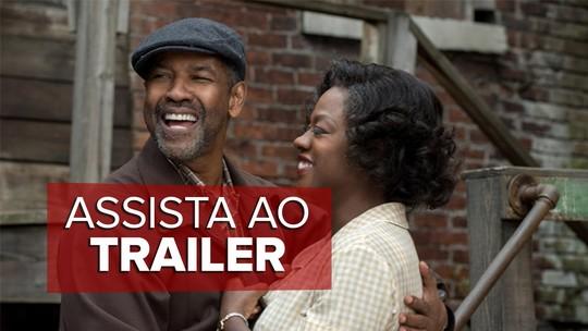 'Um limite entre nós' tem Denzel Washington e Viola Davis intensos, mas parece teatro filmado