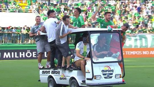 Retrospectiva Campeonato Brasileiro 2017 - Bloco 3