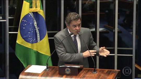 STF decide desarquivar inquérito envolvendo Aécio Neves e esquema de corrupção em Furnas