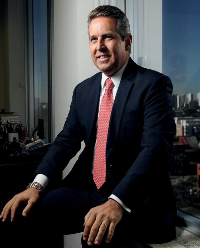 Pedro Coutinho, CEO da Getnet, quer fazer da maquininha do Santander líder em inovação para vendas eletrônicas (Foto: Silvia Costanti / Valor Econômico)
