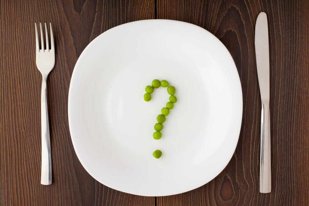 Dietas com baixa ingestão calórica possibilitam reganho de peso no futuro (Foto: Istock)