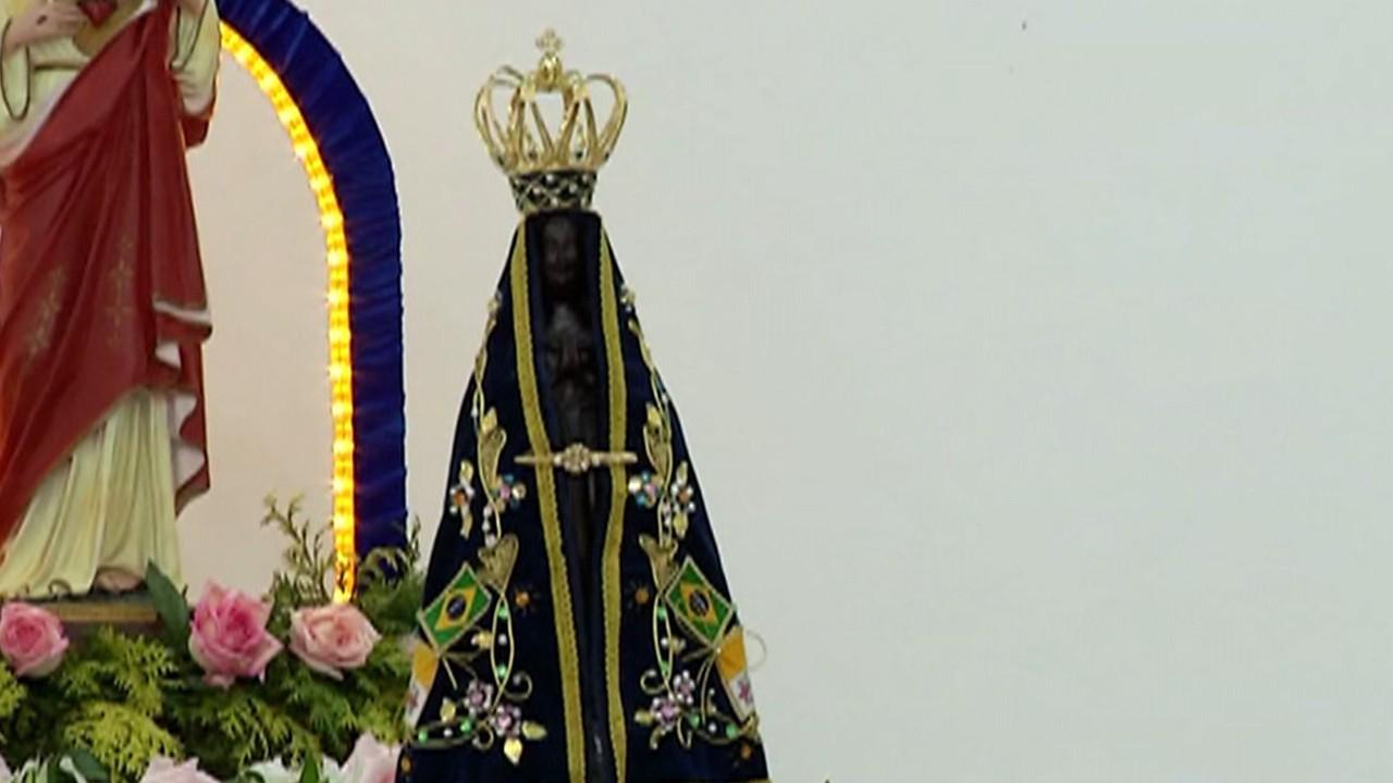 Celebrações de Nossa Senhora Aparecida no Ato TIetê têm cuidados extras