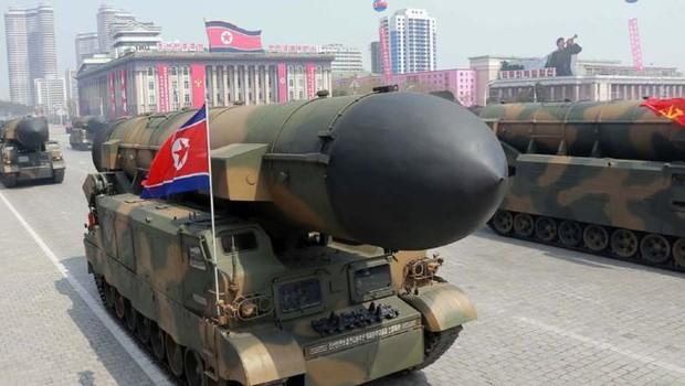 Coreia do Norte (Foto: Getty Images/BBC News)