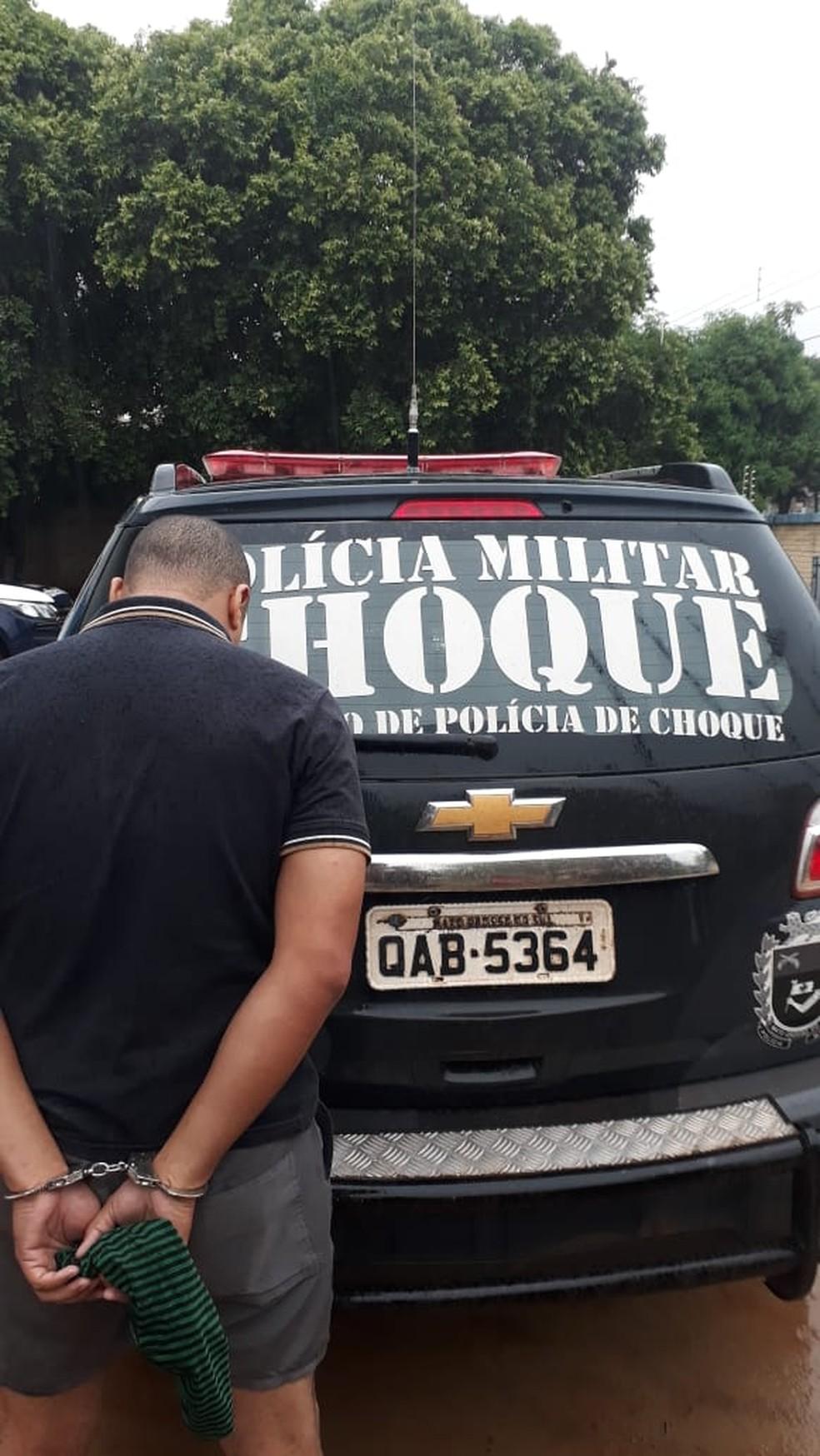 Polícia prendeu suspeitos em ação com 14 alvos em MS — Foto: Polícia Militar/Divulgação