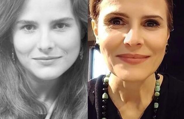 """Bia Seidl viveu Gláucia, meia-irmã de Jô e sua grande rival. O seu trabalho mais recente na TV foi na série """"Coisa mais linda"""", da Netflix  (Foto: Reprodução)"""