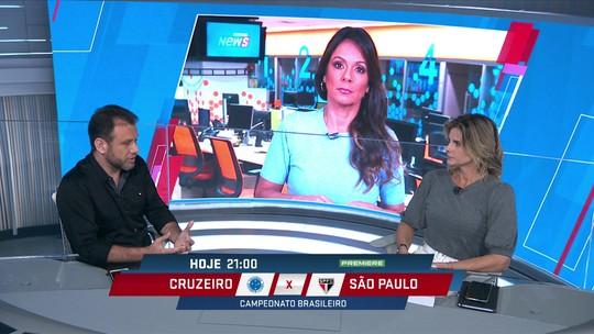 SporTV News debate importância da torcida na crise do Cruzeiro