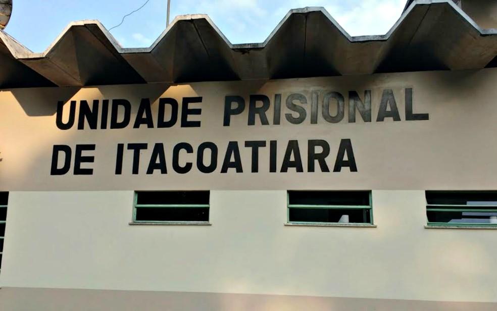 Unidade Prisional de Itacoatiara — Foto: Seap/Divulgação