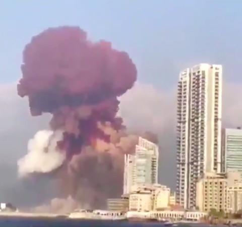 5 explosões causadas por nitrato de amônio ao longo da história