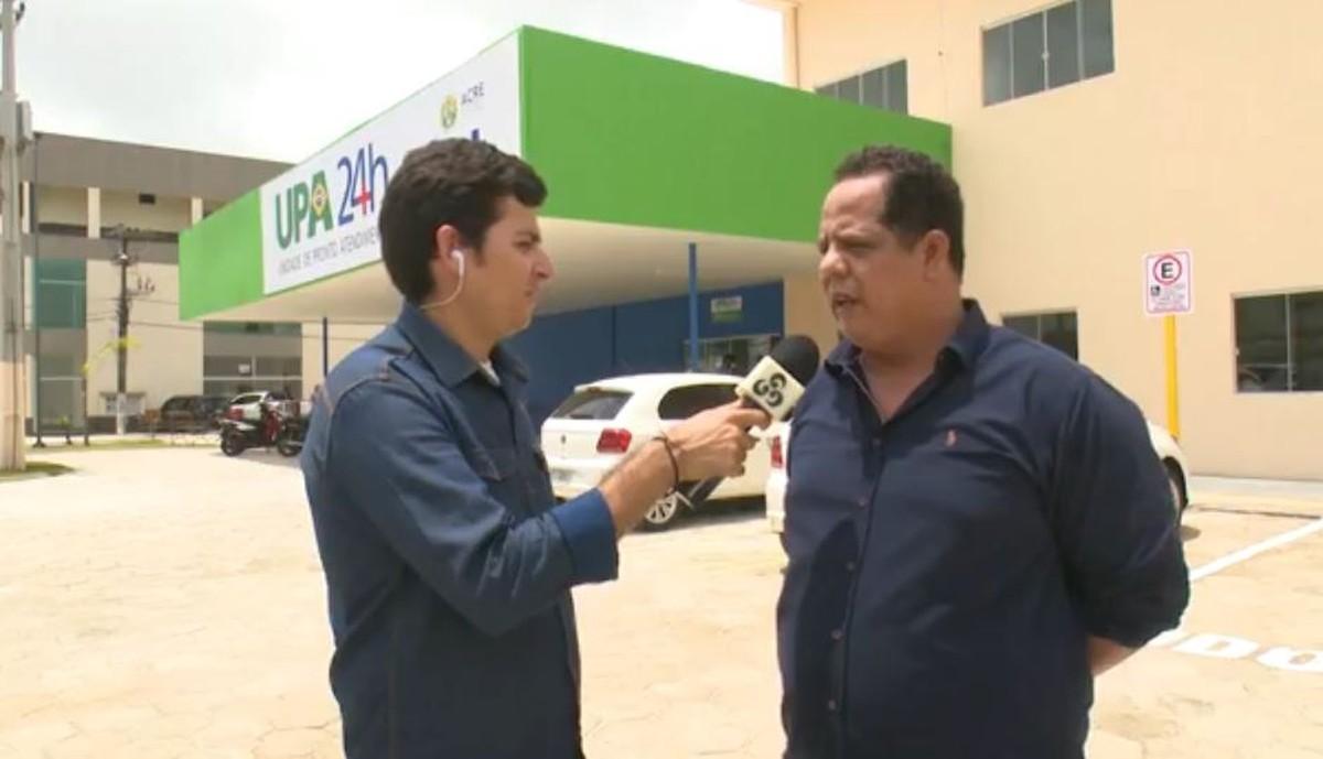 Após seis anos em obras, UPA de Cruzeiro do Sul começa a atender pacientes - G1