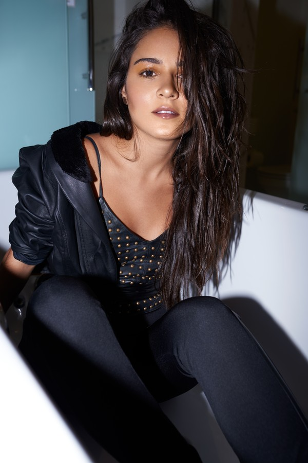 Giullia Buscacio (Foto: Thiago Bruno)