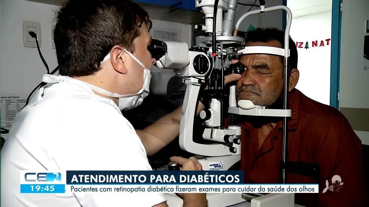 Atendimento no HGF ajuda pacientes com diabetes