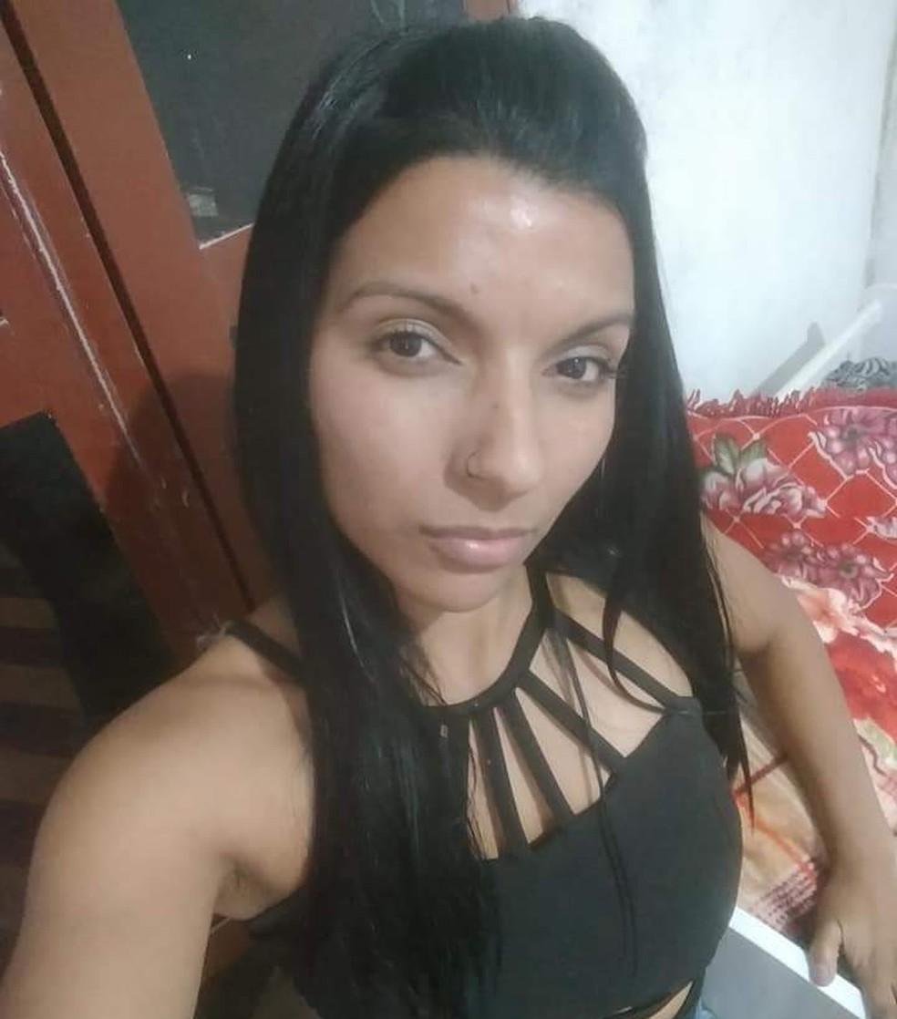 Jovem foi morta espancada em Capela do Alto (SP) — Foto: Arquivo pessoal