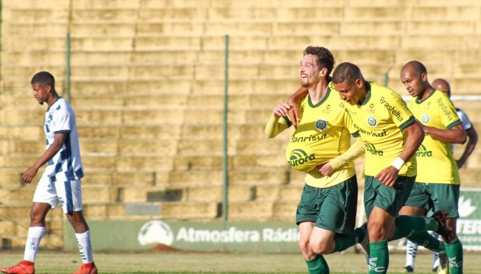 Ypiranga lidera o Grupo B e tem a melhor campanha geral e o melhor ataque da Série C — Foto: YFC / @Giramundos.br