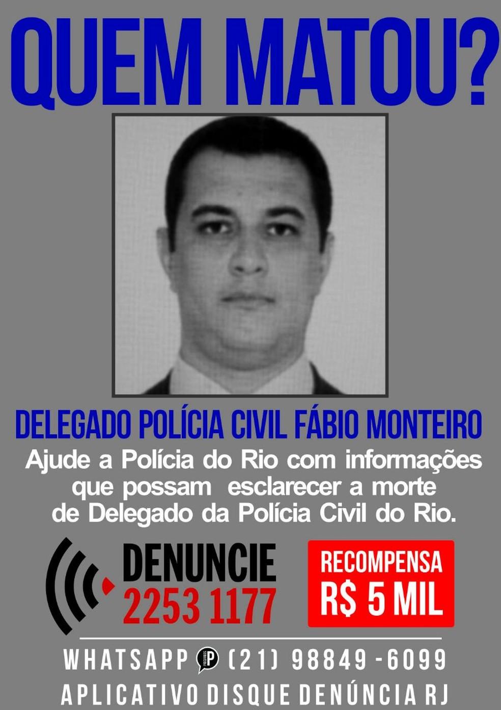 Portal dos Procurados pede informações (Foto: Divulgação)