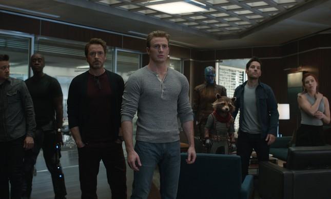 'Vingadores: Ultimato'