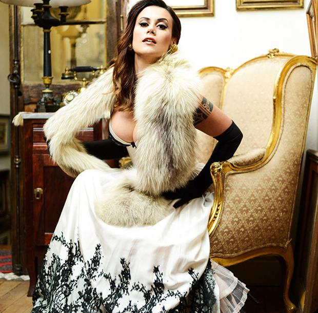 Angélica Morango (Foto: Divulgação)