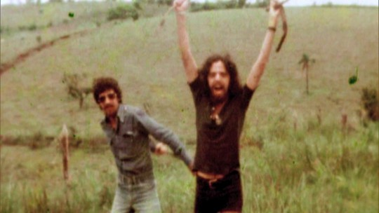 Raul Seixas e Paulo Coelho, a dupla dinâmica do rock brasileiro