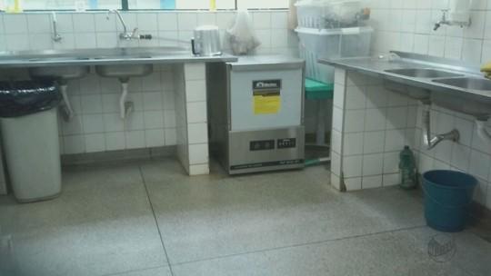 TCE encontra irregularidades em cozinhas de escolas municipais da região