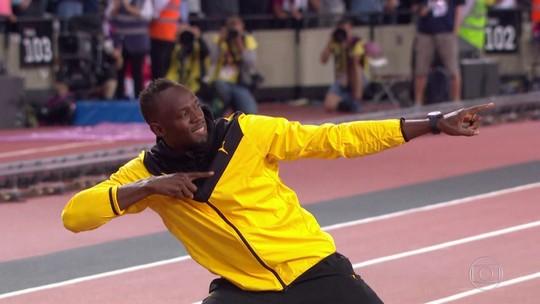 Mundial de Atletismo tem medalha para o Brasil e despedida de Bolt