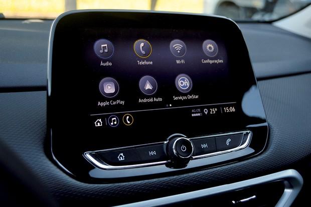 Chevrolet Tracker (Foto: André Schaun)