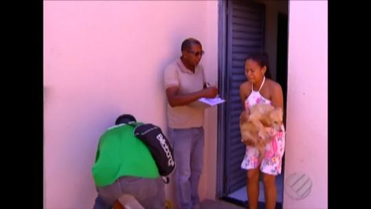 Campanha deve vacinar 55 mil animais domésticos contra a raiva em Marabá, PA