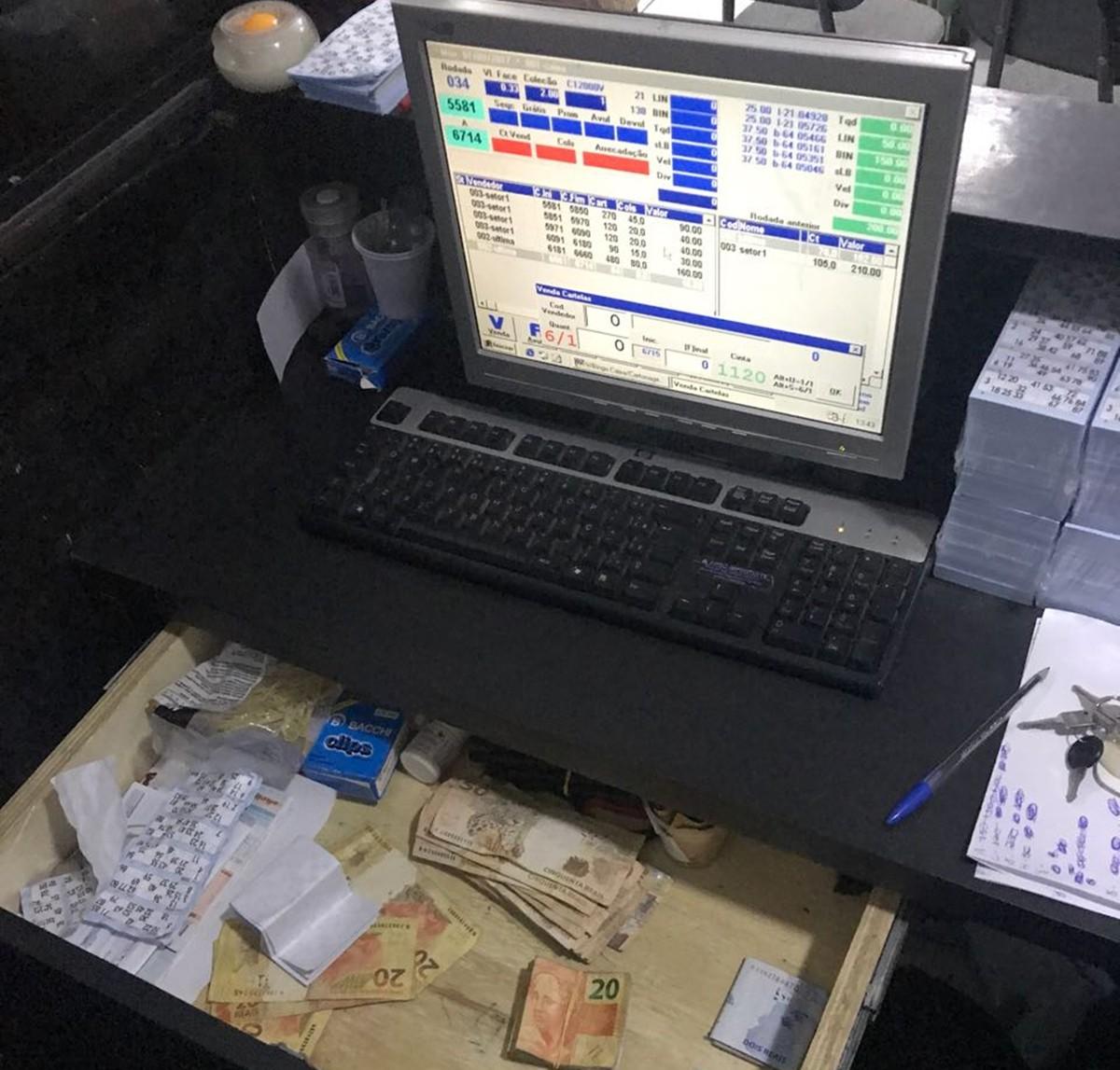 Operação apreende máquinas de 'jogos de azar' em João Pessoa e Bayeux