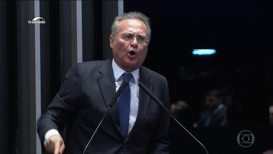 Boletim JN: Renan Calheiros, do MDB, retira candidatura à presidência do Senado