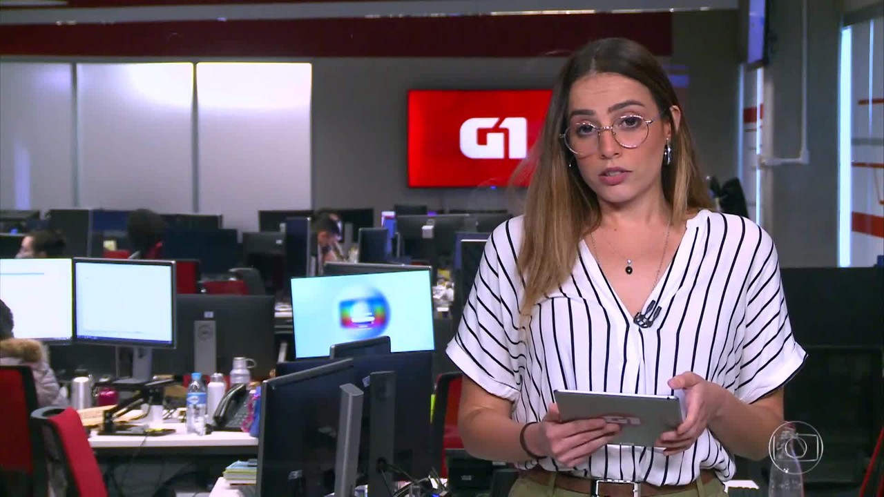 G1 em 1 Minuto: As gravações do caso Robinho na justiça italiana
