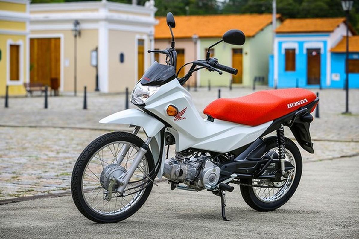 Teste Honda Pop 110i Um Degrau Acima Da Mobilete E Mais De 50 Km L Testes Autoesporte