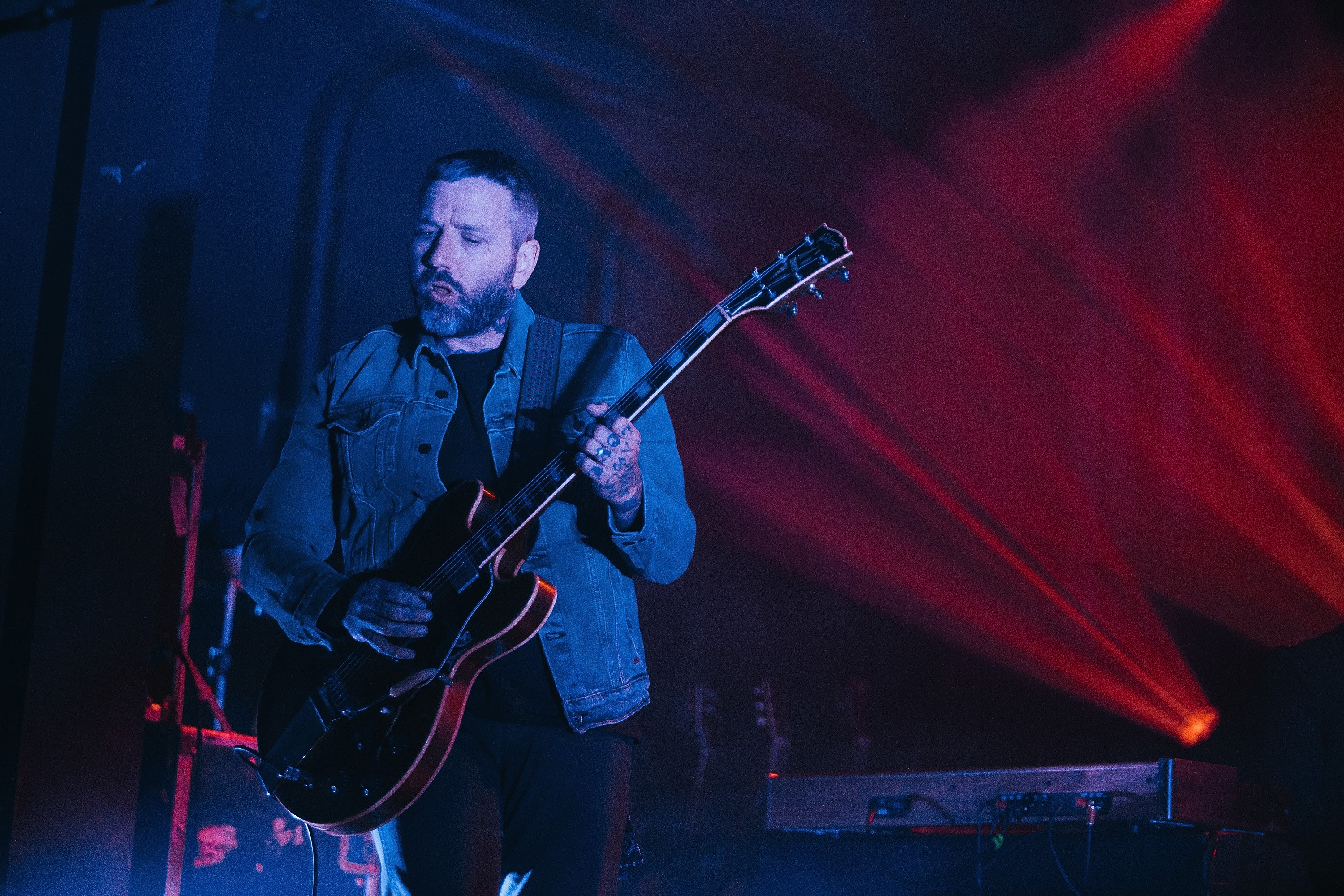 BIRMINGHAM, AL - MARCH 06:  Dallas Green of City and Colour performs at Iron City on March 6, 2017 in Birmingham, Alabama.  (Photo by David A. Smith/Getty Images) (Foto: Getty Images)