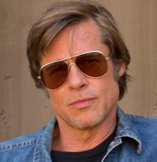Brad Pitt sem Photoshop (Foto: Divulgação/Sony)