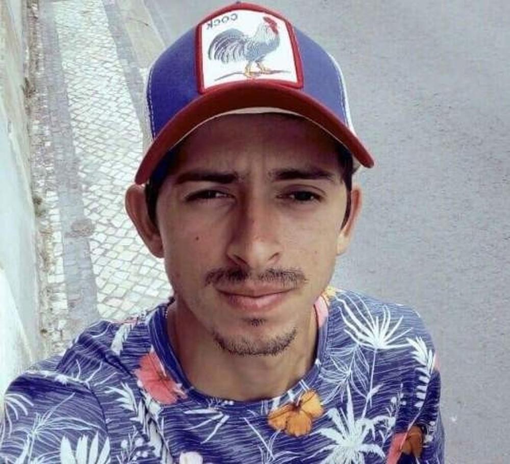 Corpo de jovem está em Portugal e família pede ajuda para trazê-lo para o Brasil. — Foto: Facebook/Reprodução